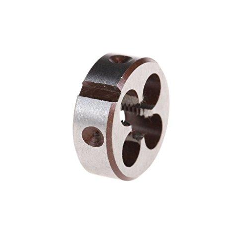 ZFE M10 X 1.25 HSS Main Droite Dienutsnuts filière de filetage fin métrique