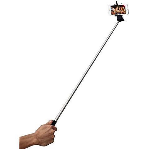 Selfie Stick für iPhone 3G/3GS/iPhone 4/4S/5/5S/5°C und Digitalkameras
