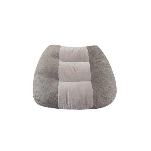 Xionghaizi cuscino per sedia, cuscino per sedie da ufficio, divano per auto cuscino per seduta, cuscino caldo multifunzionale a testa di letto tatami, alta qualità può essere usato come booster o pad