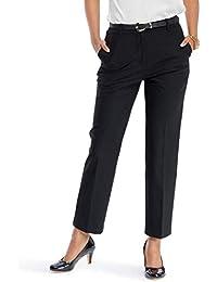 Ombré Lane Women's Straight Fit Pants