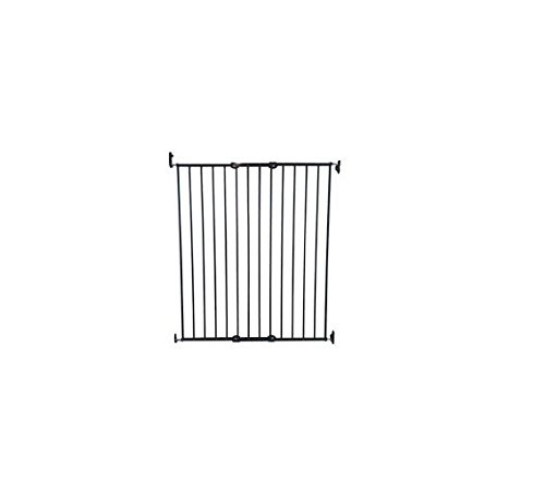 Scandinavian Pet Design Extra Tall Extending Child and Pet Gate Scandinavian Pet Design Fits openings from 63.5 to 107 cm wide; 105cm Tall Extra height designed for protecting pets and toddlers Quick release fittings for removal when not required 1