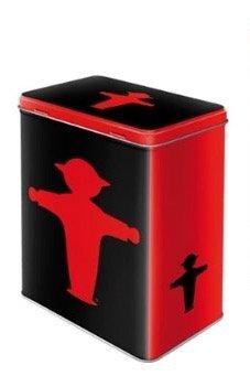 Boîte de conservation Homme Feu Rouge Taille : L