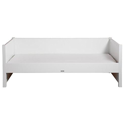 Bopita Bettbank Stan | weiß | 90 x 200 cm | Jugendbett gebraucht kaufen  Wird an jeden Ort in Deutschland
