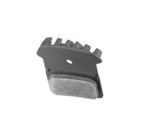 Shimano paire de plaquettes xtr m985 - xt m785 - slx m675 résine avec radiateur