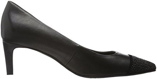 MARC CAIN Fb Sd.01 L13, Escarpins femme Noir - Noir (noir 900)