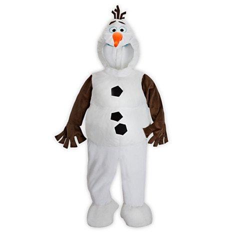 Authentique Disney Store-L'Olaf Bonhomme de neige de la Reine Costume/Déguisement Pour Enfant-Age ()