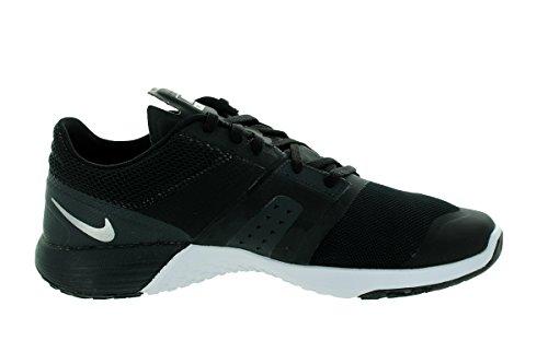 Nike FS Lite Trainer 3, Baskets Basses Homme Black/Mtllc Slvr/Anthrct/White