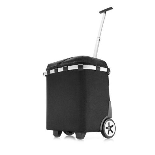 Reisenthel Carrycruiser Cruiser Trolley panier de courses Chariot–Choix de Couleur ISO schwarz