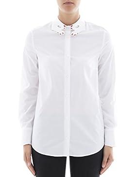 Vivetta Camicia Donna VV267FREETOWN001 Cotone Bianco
