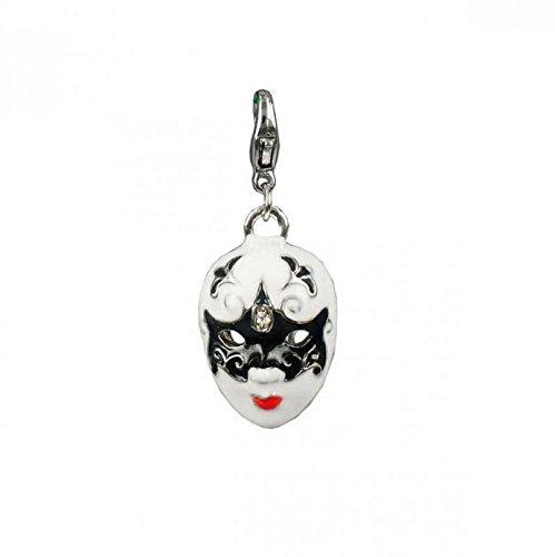 Charm Venezianische Maske aus Stahl von Charming -