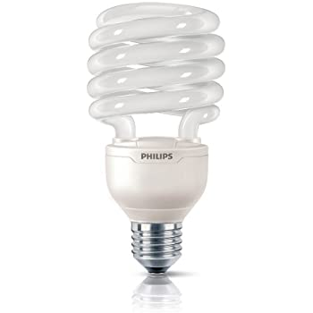 philips ampoule fluocompacte spirale culot e27 32 watts consomm s quivalence incandescence. Black Bedroom Furniture Sets. Home Design Ideas