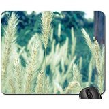 White Grass Mouse Pad, Mousepad (Grass Mouse Pad)