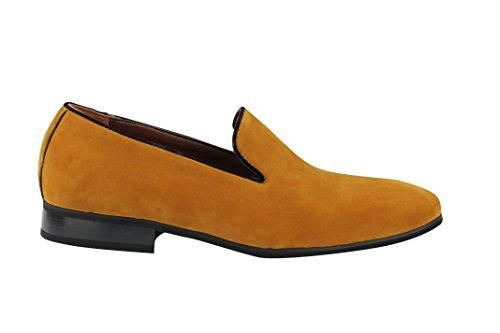 Xposed - Pantofole uomo Brown Suede