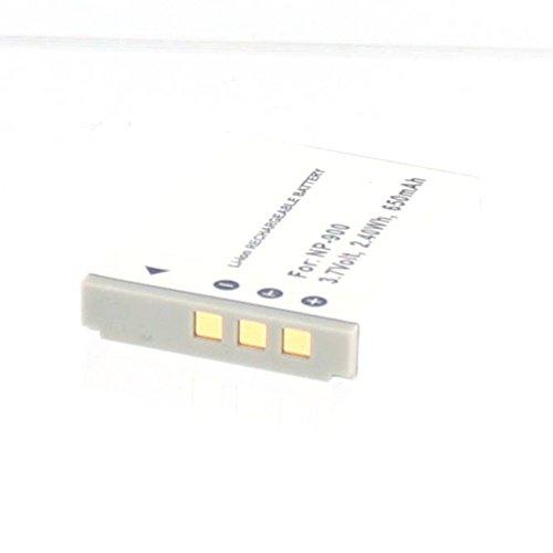 Akkuversum Ersatz Akku kompatibel mit INTOVA IC-12 Ersatzakku DigiCam Kamera