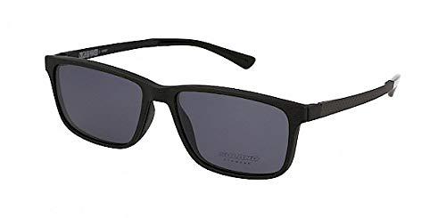 Solano Clip-On Brillen Fassung mit Magnet Sonnenclip CL 90041 E 57[]16-141