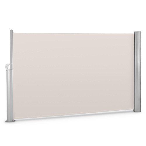 Blumfeldt Bari 318 • Seitenmarkise • Standmarkise • Seitenrollo • Sichtschutz •...