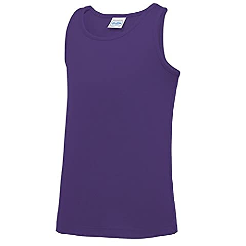 AWDis - T-shirt - Moderne - Femme X-Large - violet - Large