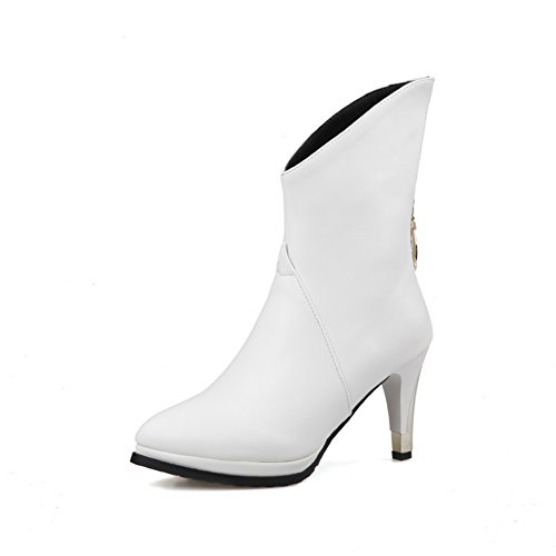 1TO9 - Stivali chelsea donna White