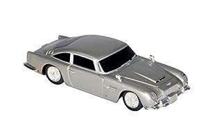 James Bond 243 62042 - Maqueta de Aston Martin DB5 con luz y Sonido de Casino Royale (10cm) - 50th Anniversary Aston Martin DB5 ( 10 cm )