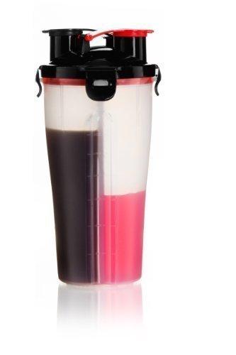 Hydra Cup - Dual Shaker 30 Oz Original Black by Hydracup