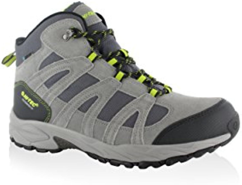 Hi Tec Herren Alto Ii Mid WP Outdoor Schuhe  Grau  42 EU