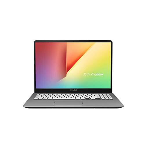 """Asus Vivobook S S530FA-BQ355T PC Portable 15"""" Gris métalisé (Intel Core i7, 12 Go de RAM, SSD 512 Go, Windows 10) Clavier AZERTY Français"""