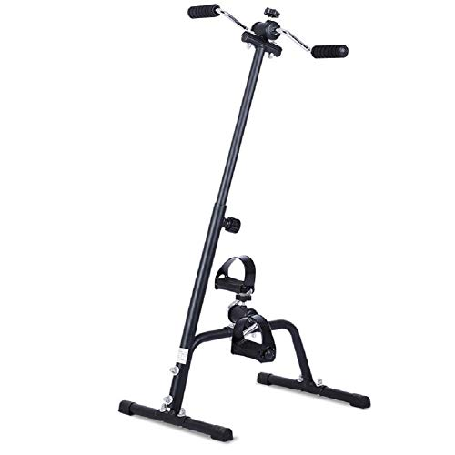 Faltbares Heimtrainer, Kardiotraining Indoor Cycling Folding X Bike - Aufrechter Indoor Cycling Trainer für schwangere Frauen, ältere Menschen, Behinderte - Indoor-fahrrad-trainer
