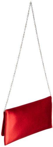 MENBUR Iro 83105, Pochette Donna Rosso (Rot (Rot))