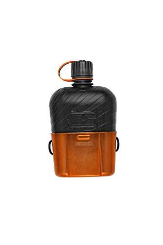 Gerber Bear Grylls Feldflasche mit Kochschale, BPA-frei, Canteen, 31-001062