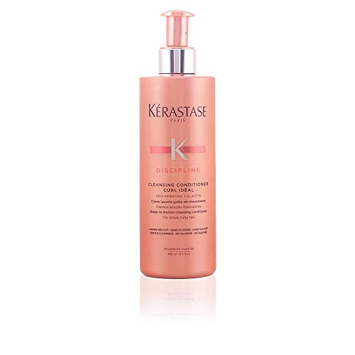 Kérastase Discipline Cleansing Conditioner Curl Idéal 400 Ml 1 Unidad 400 ml
