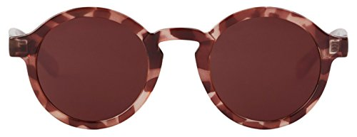 MR.BOHO Unisex AT12 Sunglasses, Beige, One Size MR BOHO