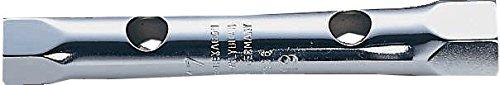 Bahco 1936 M-10–13 Douille, double tête, métrique 13 mm, longueur : 137 mm, 5