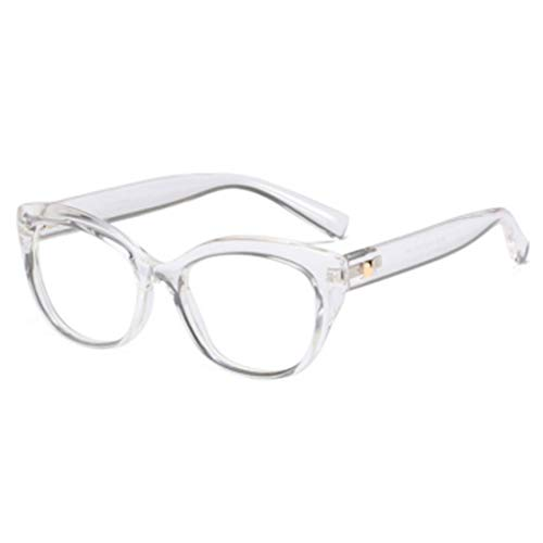 Yefree Unisex neue Mode HD Lesebrille Cat Brillengestell High-End Lesebrille