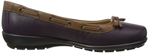 Escarpins Tan Gem femme Purple Hotter Plum HvX15qvY