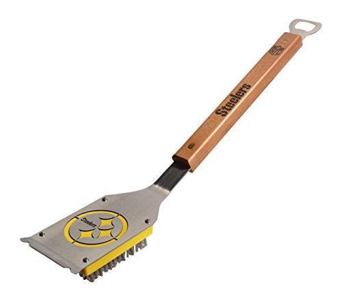 Sportula Grill Bürste, NFL Pittsburgh Steelers
