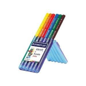 Preisvergleich Produktbild Staedler 158SB6 Farbst Ergo Soft Jumbo