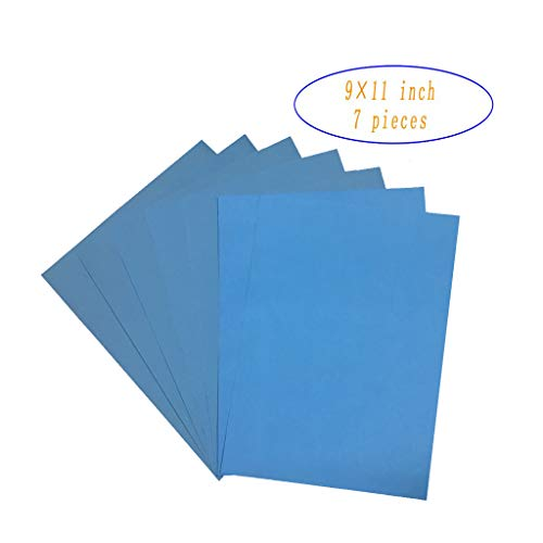 3000-10000# Hochpräzises Schleifpapier, Nass und Trocken/Wasserdicht/ölbeständig für