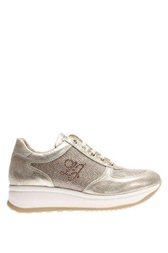 UB22142 BEIGE.Sneaker.Platino.37