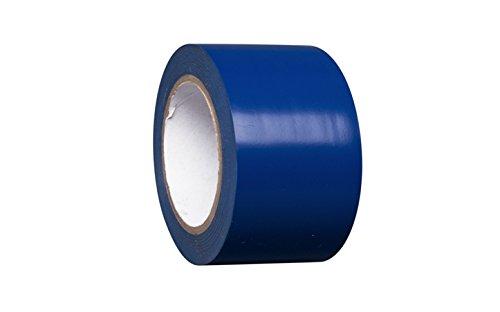 swiftpak 1755Vinyl Farbige Klebeband, 50mm breit x 66m lang, blau (36Stück)