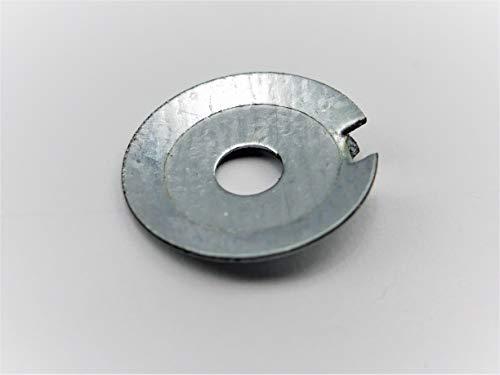 4 x Sicherungsblech für Kupplungskorb 5,3 DIN 432 für Motor M531 - M742 Simson 4 Gang (SO1-40) -