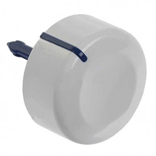 Spares2go Regler Timer Knopf Zifferblatt für Whirlpool Waschmaschine & Trockner Fitment List A - Waschmaschine Timer Zifferblatt
