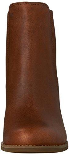 Timberland Atlantic Heights Coperto Gore Ladies Chelsea Boot Medium Brown Full Grain