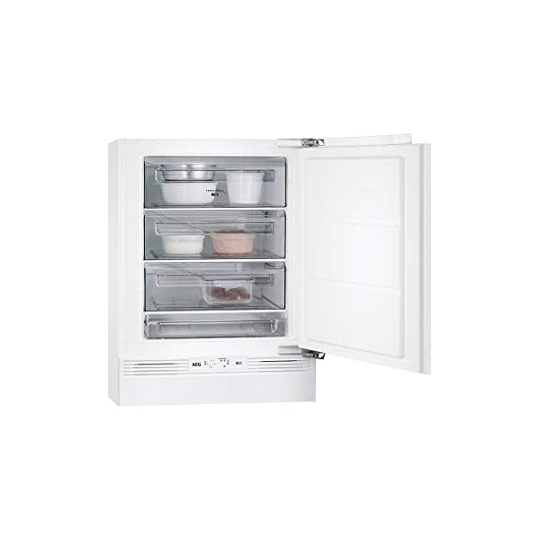 AEG ABE6822VAF Integrated Under Counter Freezer with Door Fixing Kit – A++ Rated 31uvFTQtPFL