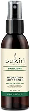 SUKIN Hydrating Mist Toner, 125 ml