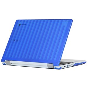 31uvJ42uphL Blue Hard Shell Case for 11.6 Acer Chromebook R11 CB5 132T / C738T series ( NOT compatible with Acer C720/C730/C740/CB3 111/CB3 131 series ) Convertible Laptop (Model: R11 CB5 132T / C738T )