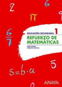 Refuerzo de Matemáticas 1. - 9788466751506