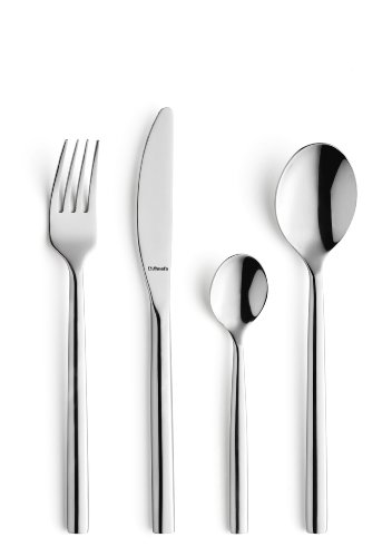 Amefa Modern Premium Carlton Cutlery Set for 8 People, Set of 32