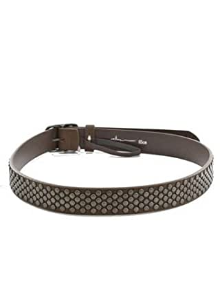 Only - Ceinture Only toy stud marron - Taille 85