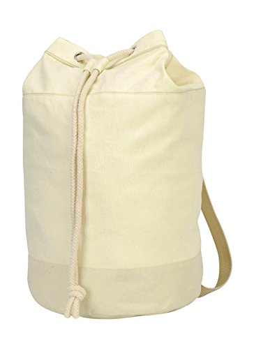 Shugon Newbury Canvas Seesack Newbury 1192 , Farbe:Natural Cotton