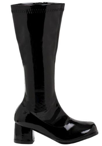 Ellie Shoes , Jungen Stiefel siehe Abbildung (Kind Dora Stiefel Schwarze)
